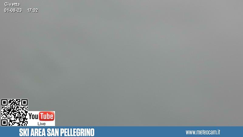Webcam Civetta e Pelmo da Col Margherita - Falcade-San Pellegrino