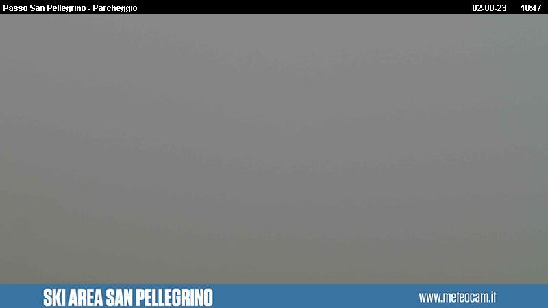 Webcam Passo San Pellegrino