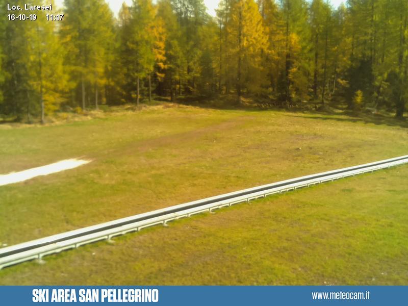 Webcam Laresei - Falcade-San Pellegrino